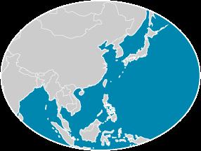 アジア地図