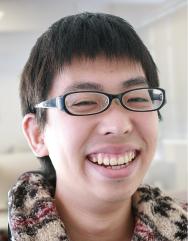 山内 里久斗 IT・Web学科卒業