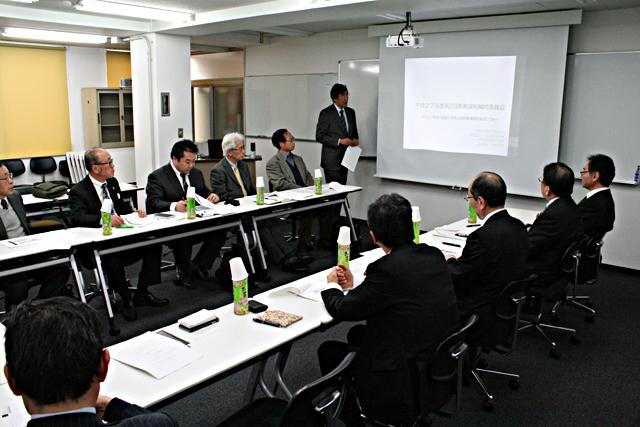 thumbnail 平成27年度第二回教育課程編成委員会が開催されました