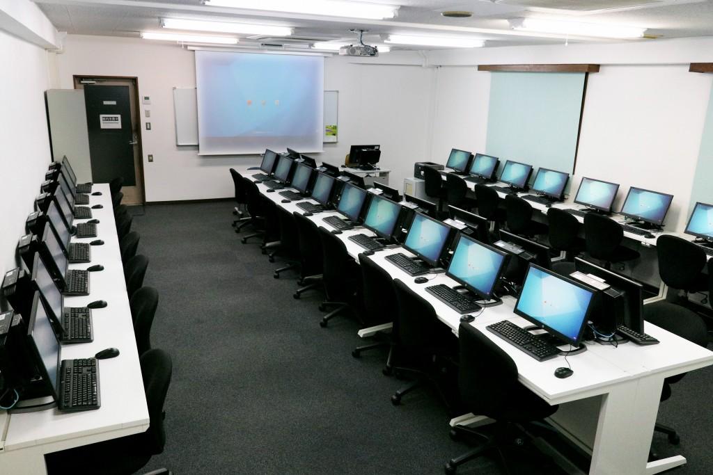 第二実習室
