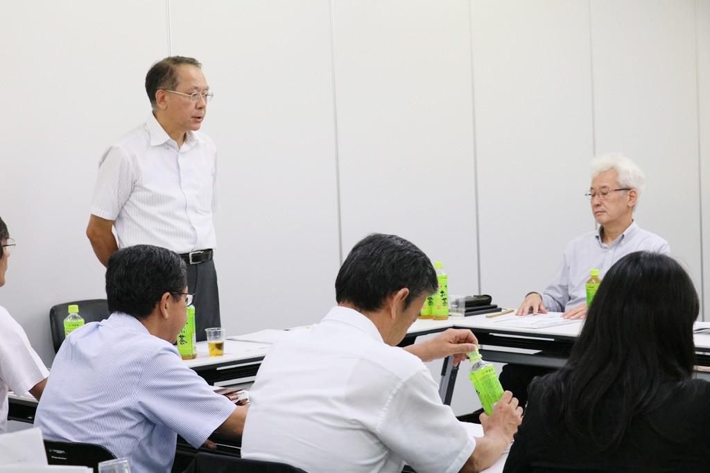 平成28年度第一回教育課程編成委員会